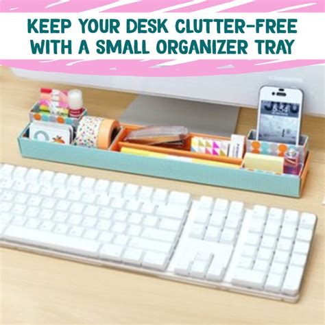 desk organization simple tips diy ideas for your home