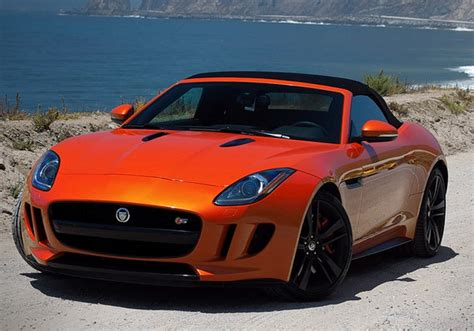 jaguar sports car jaguar f type a sports car better than porsche marketwatch
