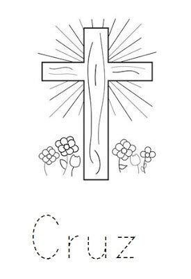 dibujos para colorear de la cruz dibujos de cruces para pintar colorear im 225 genes