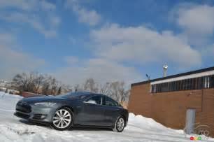 Tesla Model S 2014 Review Auto123 Car News Auto123