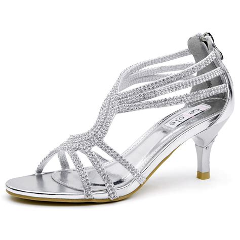 silver strappy evening sandals black fridal silver strappy evening dress