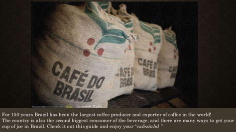 Http Www Organifi 2 Classic Cb Detox Guide Aff by Ultimate Guide To Ordering Coffee In Brazil