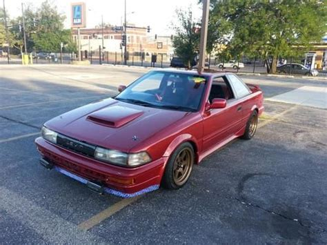1988 Toyota Corolla Gts Find Used 1988 Toyota Corolla Levin Gt Z Right Drive