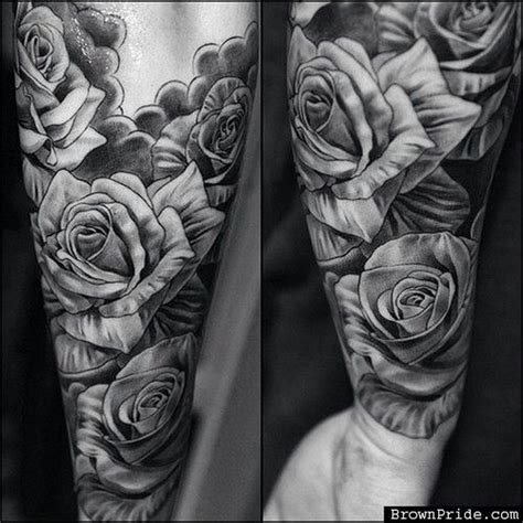 tattoo roses for men 101 impressive forearm tattoos for
