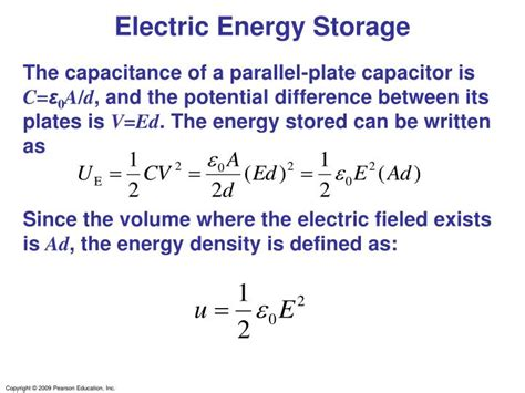 energy parallel plate capacitor parallel plate capacitor energy stored 28 images physics 2102 gabriela gonz 225 physics 2102