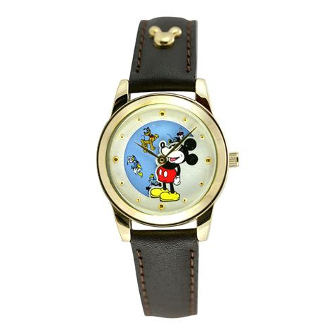 disney mickey mouse rotating disk jewelry