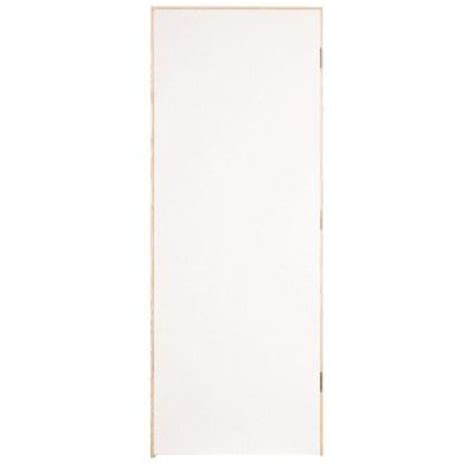 masonite 36 in x 80 in mdf series smooth 5 panel equal masonite 36 in x 80 in smooth flush hardboard hollow