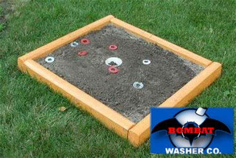 Washer Game Players Washers Game Photo Gallery Washer Pit