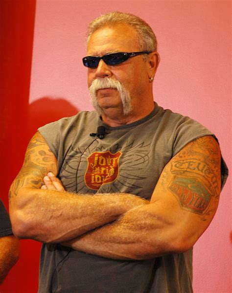 Beard Celebrates 30th Puking Ensues by Paul Teutul Sr I Don T Find Him Facially Attractive But I