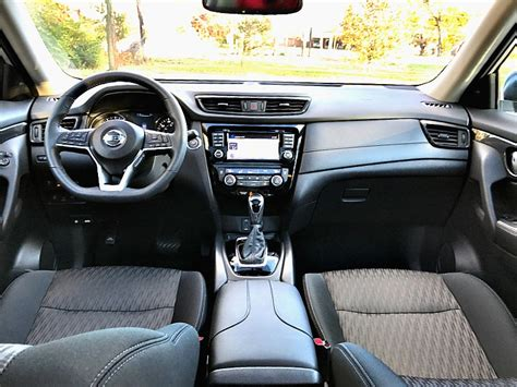 2017 nissan rogue interior nissan rogue 2017 is ready to take on any battle