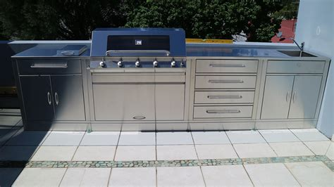 outdoor stainless steel cabinets canada stainless steel outdoor kitchens sydney outdoor kitchens