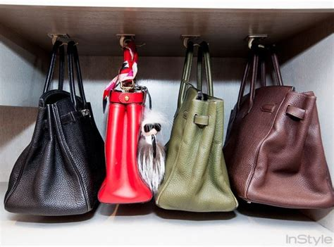 How To Hang Bags In Closet by 25 Changing Ways To Organize Your Purses Closetful
