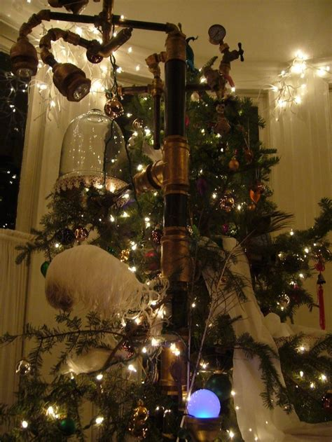 diy punk christmas 10 best images about steunk on assemblages trees and