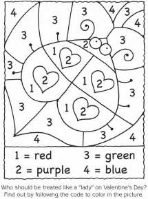 color by number kindergarten 17 best ideas about color by numbers on