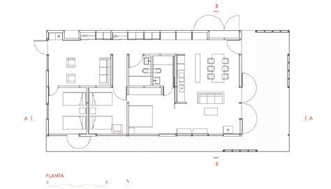Duplex Home Plans by Galeria De Casa Raul Mathias Klotz 22