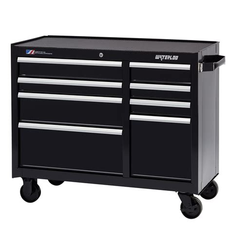 amazon tool storage cabinets waterloo w300 series 8 rolling tool cabinet with