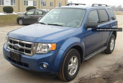 2010 Ford Escape Xlt by 2010 Ford Escape Xlt Auto 4wd