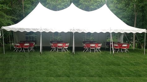 a and a party rentals any occasion party rental information on party tent