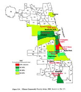 Chicago Gang Map by Gangs Crime And Drugs In Chicago C Gibson