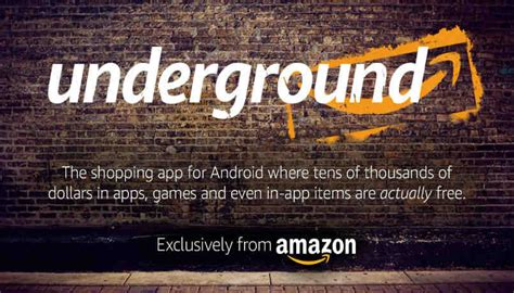 amazon underground amazon underground offers free access to paid android