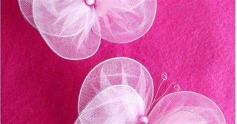 organza butterfly tutorial diy new sew tulle butterflies tutorial p 225 jaros