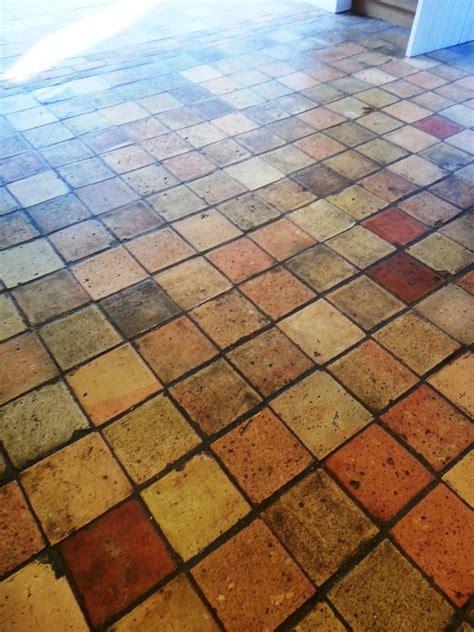 Brick Floor Tile Brick Bedfordshire Tile Doctor