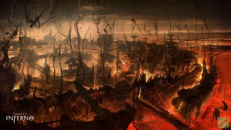 of hell dante s inferno call sky