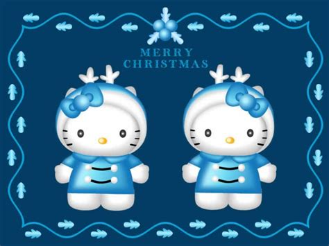 hello kitty christmas wallpaper desktop hello kitty christmas wallpapers free hello kitty