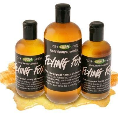 Flying Fox Shower Gel by Lush Flying Fox Shower Gel
