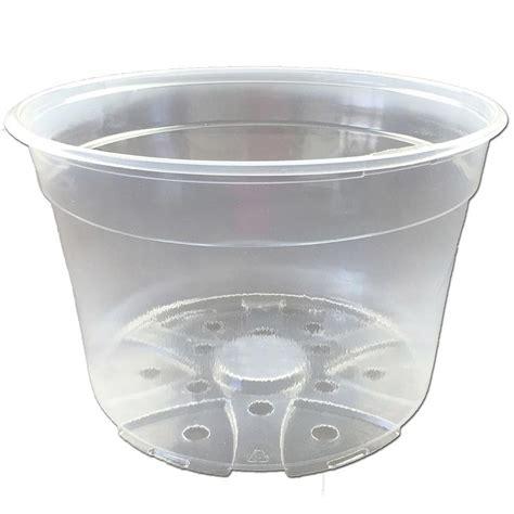Clear Planter Pots by Clear Plastic Pot 9 Quot
