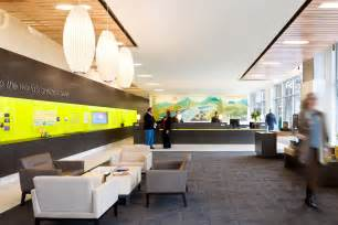 Bank Interior Commercial Bank Interior With Modern And Minimalist