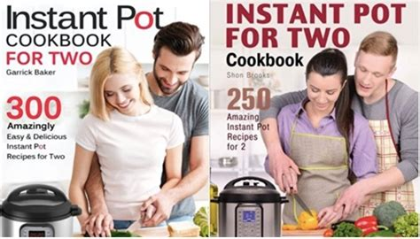 instant pot for two cookbook easy to follow most delicious superfast healthy recipes for two books hilarious thread points out cookbook cover