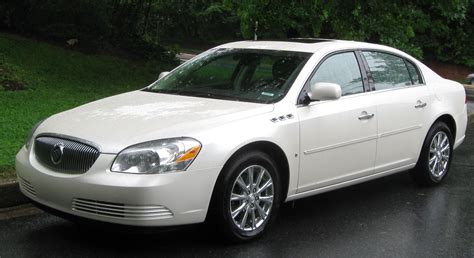 2008 buick lucerne problems 2008 buick lucerne information and photos momentcar