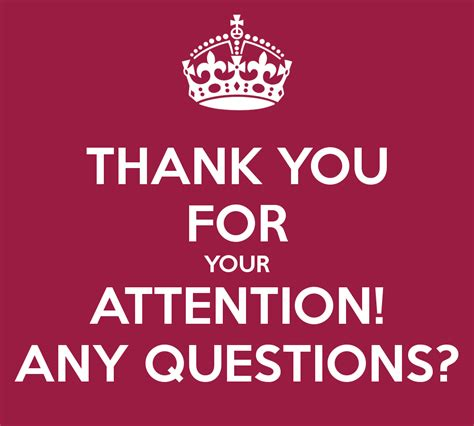 download attention question full mp3 thank you for your attention any questions poster