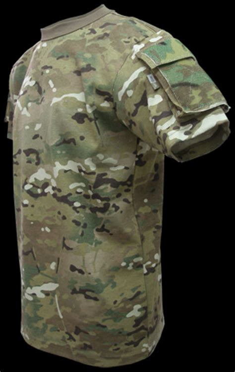 multicam tactical pocket t shirt tps tactical performance