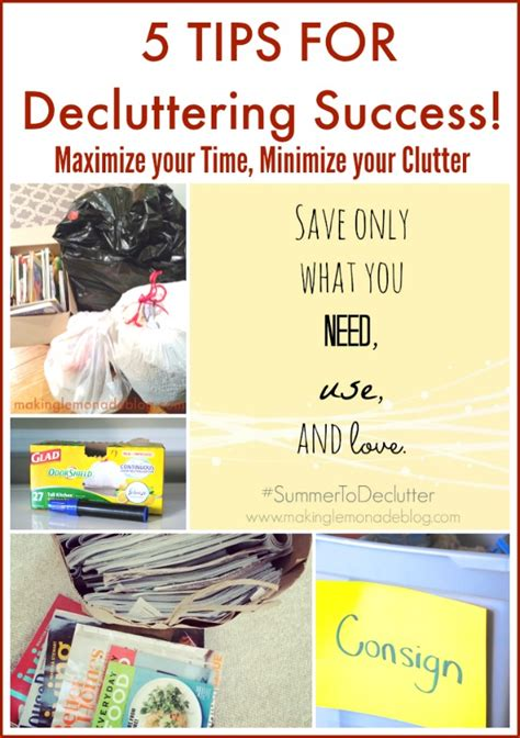 cluttered mess to organized success workbook declutter and organize your home and with 100 checklists and worksheets plus free downloads books how to organize for decluttering success