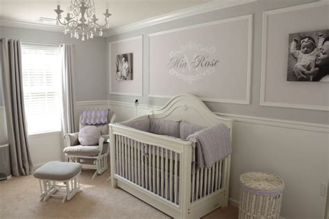 Lavender Nursery Decor Top 28 Lavender Nursery Decor Lavender Baby Classically Styled Lavender Baby Room Pictures