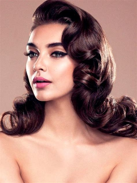 hair styles to cover 25 trending hollywood glamour hair ideas on pinterest