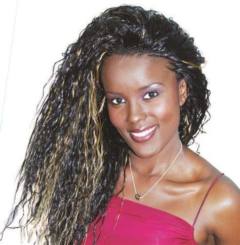 curly hairstyles in kenya hi salsa pick and drop from kenya uzuri hair weaves