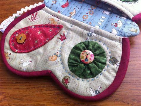 patchwork cocina manoplas de cocina patchwork mariposa cogedores y