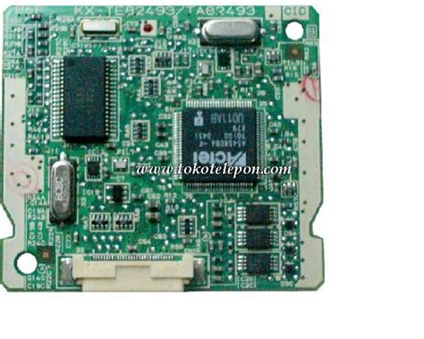 Pabx Panasonik Kx Te Seris jual panasonic pabx optional card kx te82494