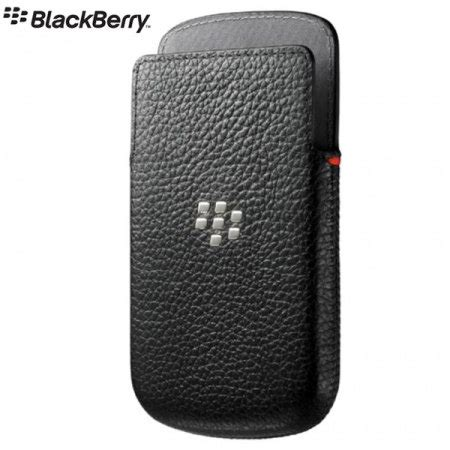Pouch Original Bb Dakota And Q10 blackberry q10 leather pocket black acc 50704 201