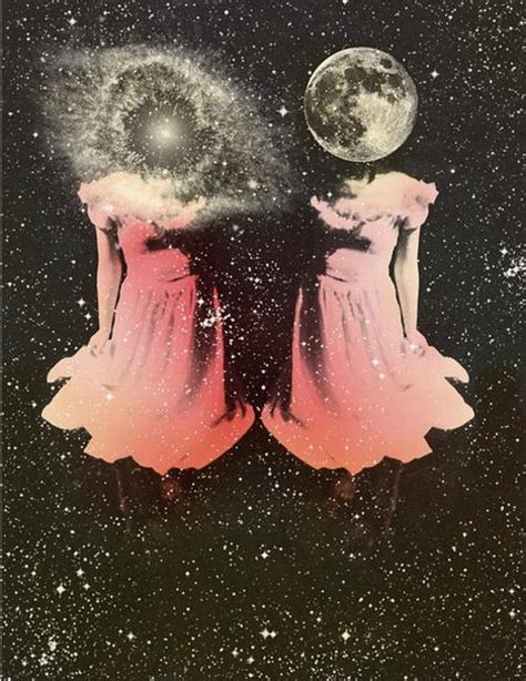 love kiss themes com galaxy girls hipster space image 440035 on favim com