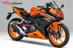 Moto Honda New 2017 Honda Cbr Pictures Could This Be The One