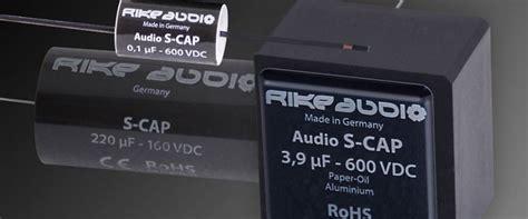 rike audio capacitors rike audio paper capacitors s cap fidelity components shop