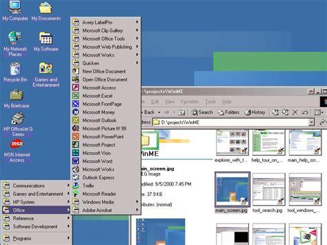 a user s report on windows millennium edition windows me