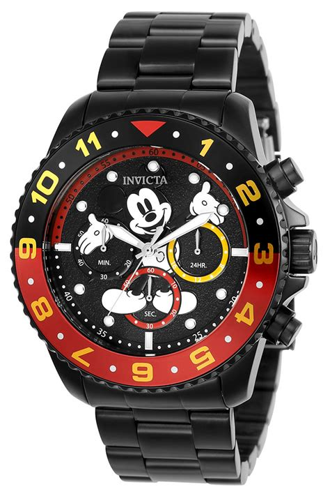 No 35 Speed Way Elite Black Grey Sepatu Sekolah Anak Boots Casual invicta disney limited edition mens quartz 44mm black