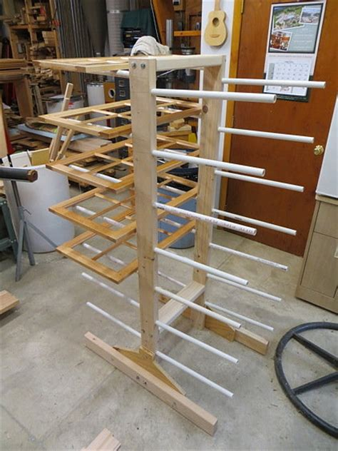 cabinet door drying rack cabinet door drying rack by jkinoh lumberjocks