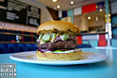 Why Did The Burger Kitchen the o2 gourmet burger kitchen
