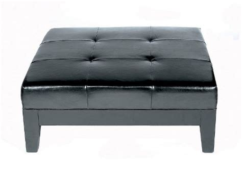 cheap black ottoman cheap ottomans and footstools rating review black full